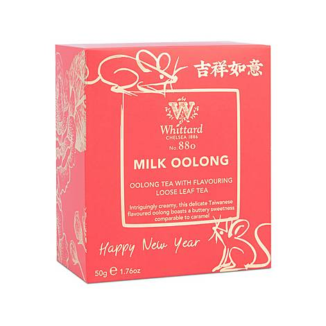 Milk Oolong Loose Tea, ${color}