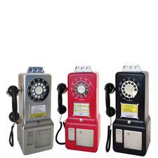Retro Phone Box Biscuits