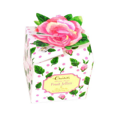 Rose Box Luxury Fruit Jellies 200g, ${color}