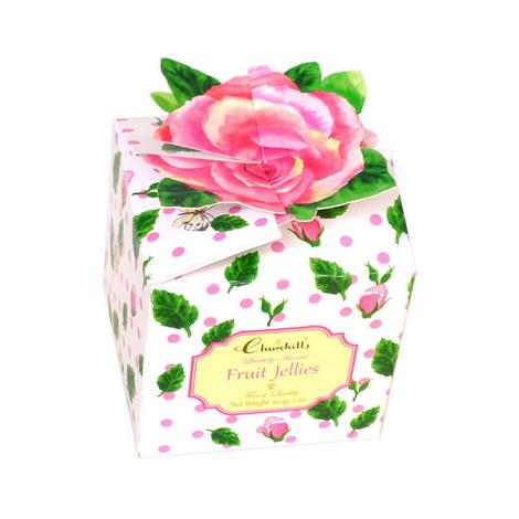 Rose Box Luxury Fruit Jellies 200g, ${color}