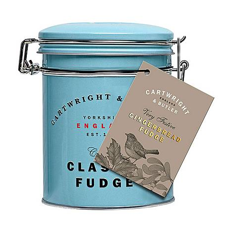 Gingerbread Fudge Tin, ${color}