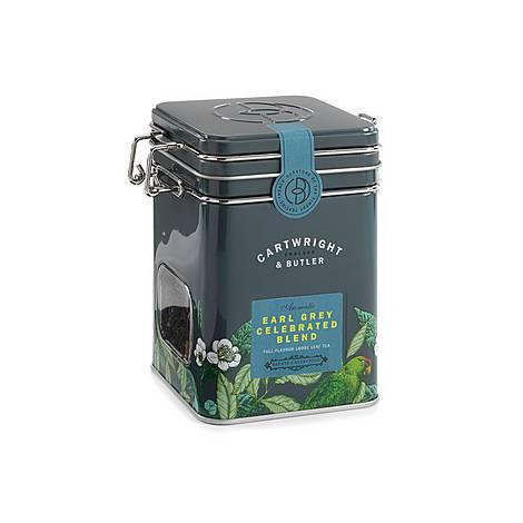 Earl Grey Celebrated Blend Loose Leaf Tea Caddy, ${color}