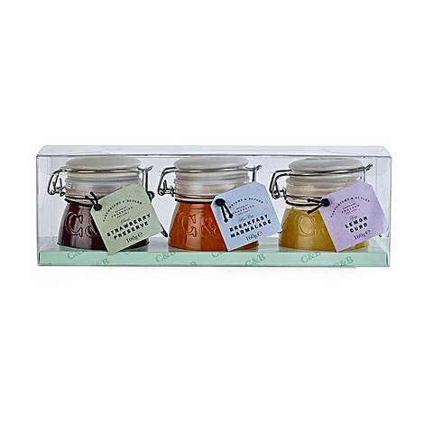 Trio of Preserves Small Gift Set, ${color}