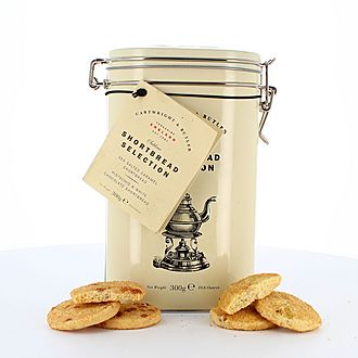 Shortbread Collection Tin