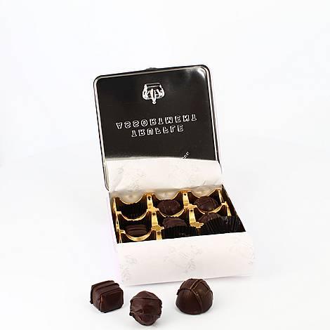 White Chocolate Truffle Assortment, ${color}