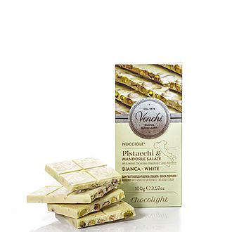 White Chocolate Hazelnut Bar