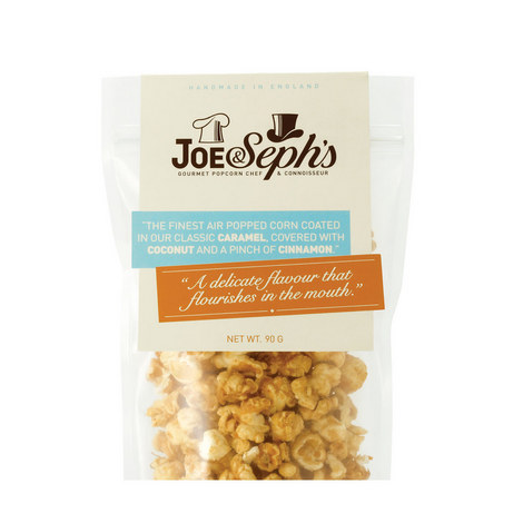 Caramel, Coconut and Cinnamon Gourmet Popcorn 90g, ${color}