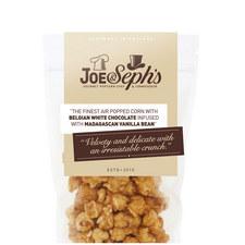 Belgian White Chocolate & Vanilla Bean Gourmet Popcorn 90g
