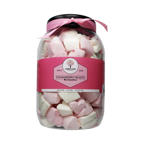 Strawberry Heart Marshmallows, ${color}