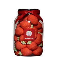 3D Strawberry Marshmallows