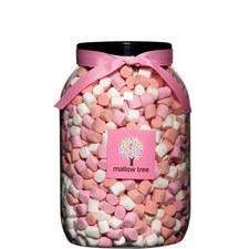 Mini Marshmallows Jar