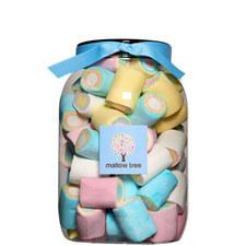 Rainbow Marshmallows Rolls