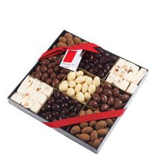 9-Way Almond & Nougat Selection Box