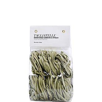 Tagliatelle Spinach Pasta