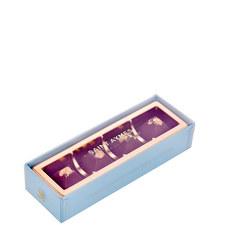 The Klimt 23ct Gold Salted Caramel & Hazelnut Chocolate Box