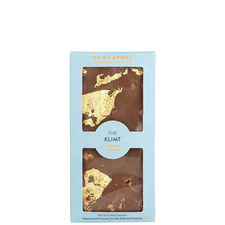 Klimt 23ct Hold Salted Caramel & Hazelnut Chocolate Bar