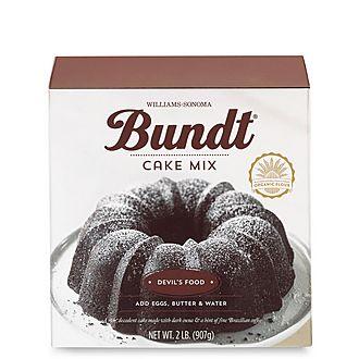 Devils Food Bundt Cake Mix (907g)