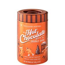 Double Dark Hot Chocolate Tin