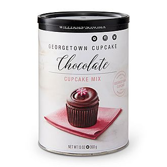 Georgetown Chocolate Cupcake Mix
