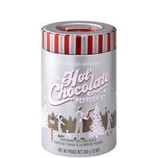 Peppermint Hot Chocolate Tin