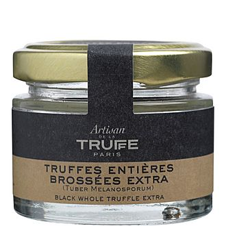 Small Black Whole Truffles