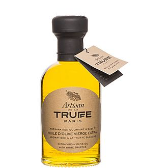 Extra Virgin Olive Oil With White Truffle Flavour 100ml