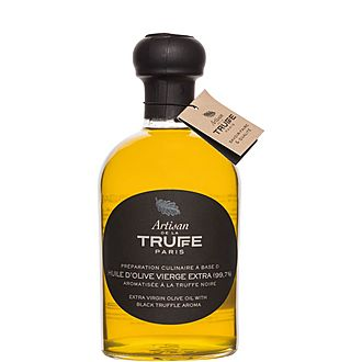 Extra Virgin Olive Oil With White Truffle Flavour 250ml