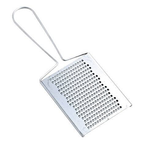 Stainless Steel Truffle Grater, ${color}