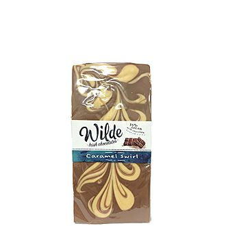Caramel Swirl Chocolate Bar