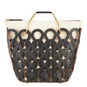 Tricot Open Weave Bag, ${color}