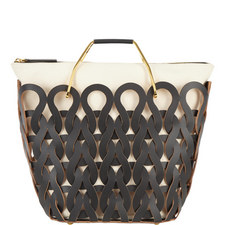 Tricot Open Weave Bag