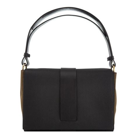 Anneaux Suede Bag, ${color}