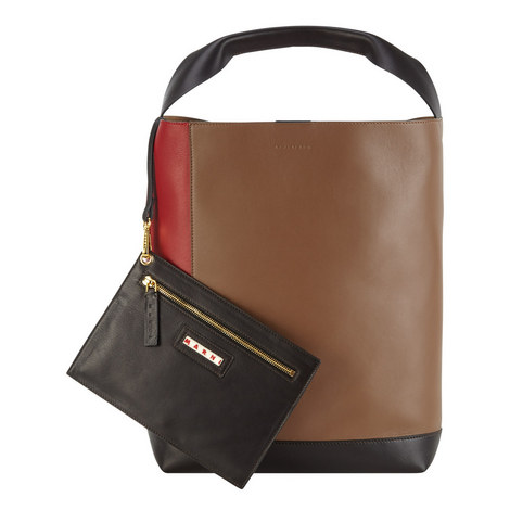Pod Leather Hobo, ${color}