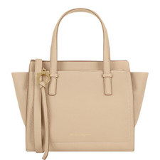 Amy Leather Tote Bag Small