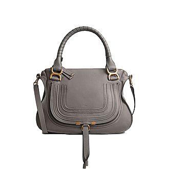 Marcie Satchel Bag Small