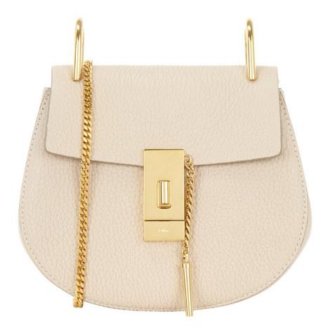 Drew Shoulder Bag Small, ${color}
