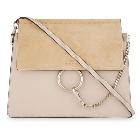 Faye Shoulder Bag Medium, ${color}