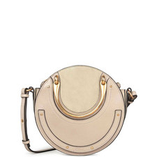 Pixie Circle Shoulder Bag Small