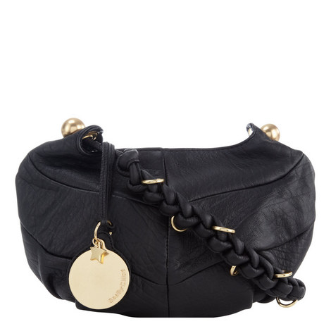 Madie Leather Crossbody Mini, ${color}