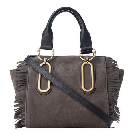 Paige Fringed Shoulder Bag, ${color}
