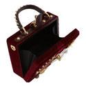 Velvet Box Bag, ${color}