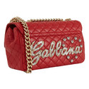 Lucia Quilted Bag Small, ${color}