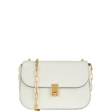 Link Chain Shoulder Bag