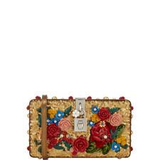 Box Embellished Bag