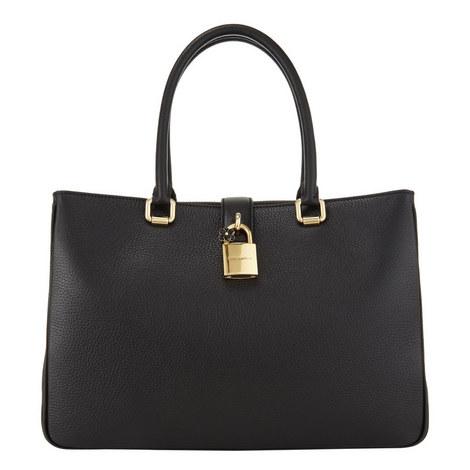 Leather Shopper, ${color}