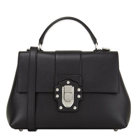 Lucia Top Handle Bag Large, ${color}