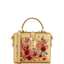 Box Embellished Bag Mini