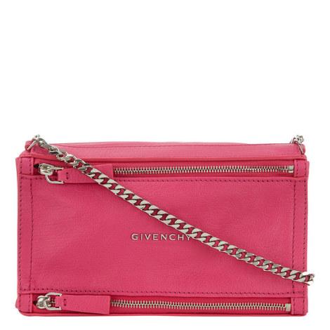 Pandora Leather Crossbody, ${color}
