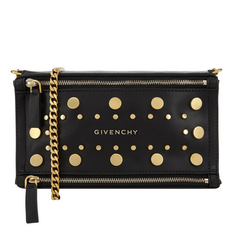 Pandora Studded Old Pepe Bag Mini, ${color}