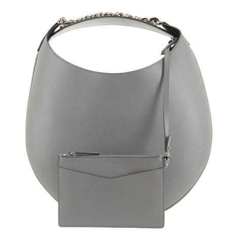 Infinity Hobo Bag Small, ${color}